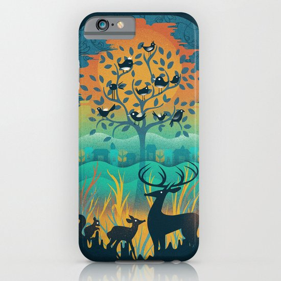 Natural Wonders iPhone & iPod Case