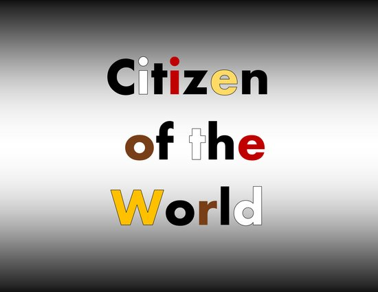 Citizen of the World Art Print