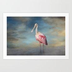 Call Me Rosy Art Print