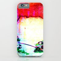 Sunset Mountain iPhone 6 Slim Case
