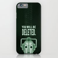 Doctor Who: Cybermen Pri… iPhone 6 Slim Case
