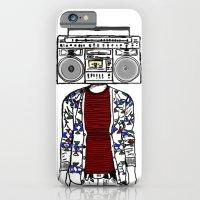 Radio Daze iPhone 6 Slim Case