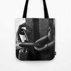 Trapped Mind Tote Bag
