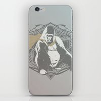 Fearless Creature: Grill… iPhone & iPod Skin