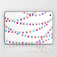 Circle Bunting Laptop & iPad Skin