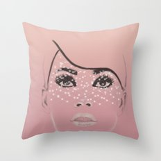 Can You See..? Throw Pillow