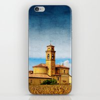 Old Village Church iPhone & iPod Skin