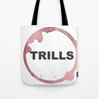 Trills Logo Tote Bag