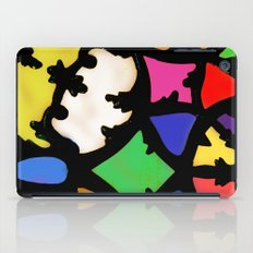 turkish in bright colors iPad Case