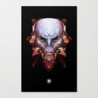 Xenos - Emissary Canvas Print