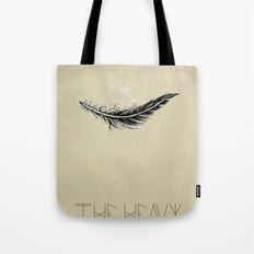 The Heavy Tote Bag