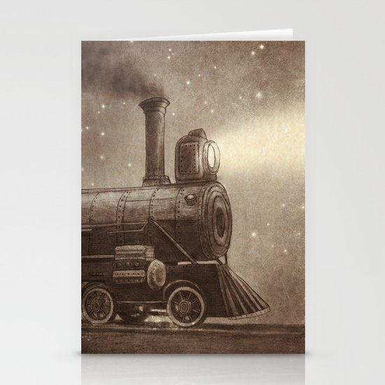 Rooftoppers - Chapter Six  Stationery Card