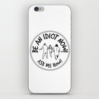 Idioterne iPhone & iPod Skin