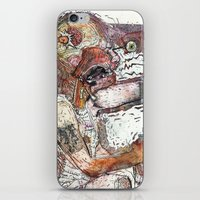 Knock Out iPhone & iPod Skin