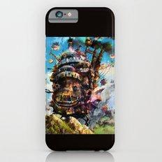 howl's moving castle iPhone 6 Slim Case