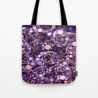 :: Purple Cow :: Tote Bag