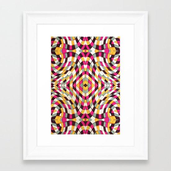 Take You On Framed Art Print