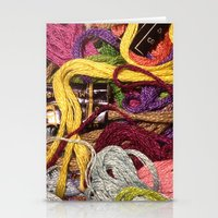 Ordered Chaos // Still L… Stationery Cards