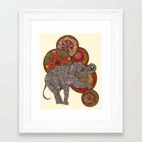 My Dear Horatio Framed Art Print