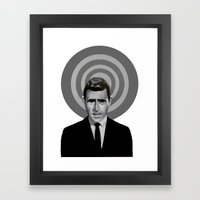 Rod Serling Framed Art Print