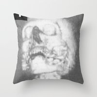 Welcome to the Show (Rated Young) Throw Pillow