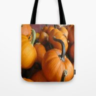 Vector Style Harvest Of … Tote Bag