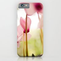 Cyclamen Forest iPhone 6 Slim Case