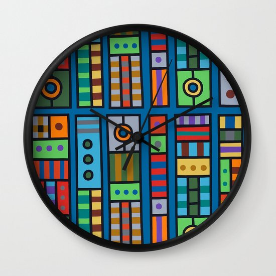 The Leaders Wall Clock