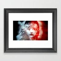 Les Miserables Framed Art Print