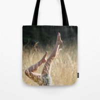 Fromwhereihandstand Tote Bag