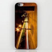 Light Speed iPhone & iPod Skin