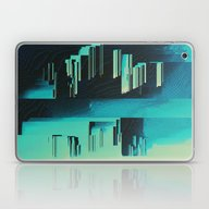 Underwater City Laptop & iPad Skin
