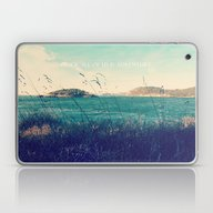 Inside All Of Us Is Adve… Laptop & iPad Skin