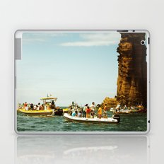 Summer nostalgia Laptop & iPad Skin