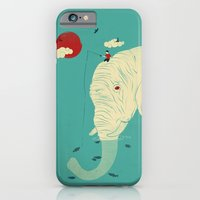iPhone & iPod Case featuring Fishin' Buddy by Jay Fleck