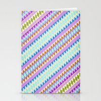 Pattern 10 Stationery Cards