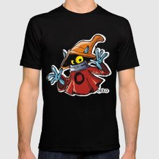 ORKO! SMALL Black Mens Fitted Tee