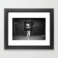 Thrasher Framed Art Print