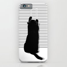 Cat Scratch iPhone 6s Slim Case
