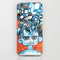 iPhone & iPod Case featuring Denial process by temsa7