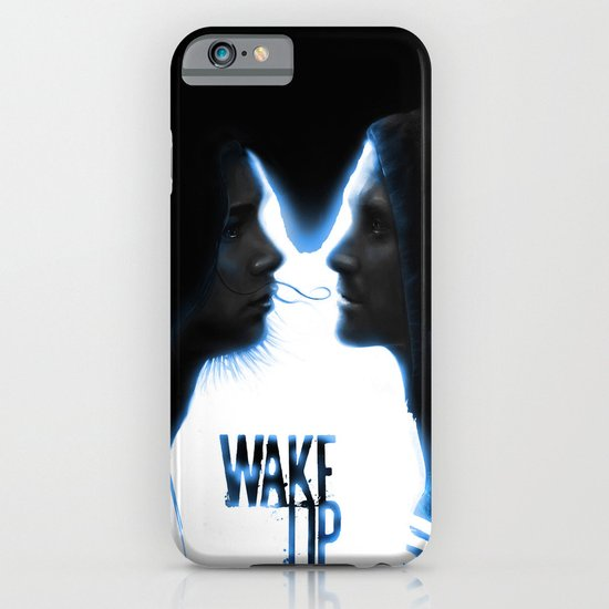 Wake up.....(Donnie Darko Fanart) iPhone & iPod Case