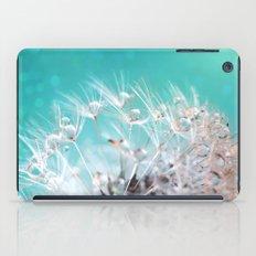 dandelion-two iPad Case