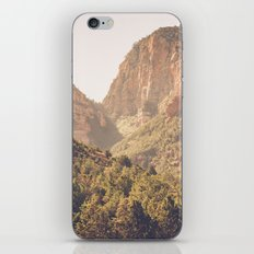 Hike at Devil's Bridge iPhone & iPod Skin