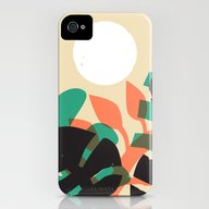 Jungle Sun #1 iPhone (4, 4s) Slim Case