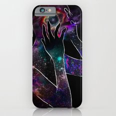 Girl with the Universe inside of her. iPhone 6s Slim Case