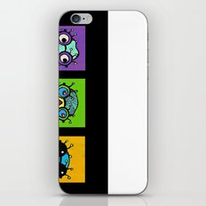 Guys with Glasses iPhone & iPod Skin