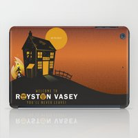 Are you local? iPad Case