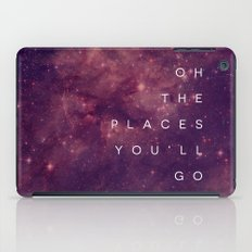 The Places You'll Go I iPad Case