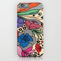 iPhone & iPod Case featuring Flares by claydog