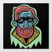 The Perfect Disguise Canvas Print